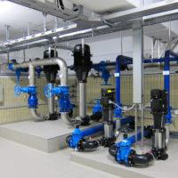Pumpen‐ und Rohrleitungstechnik